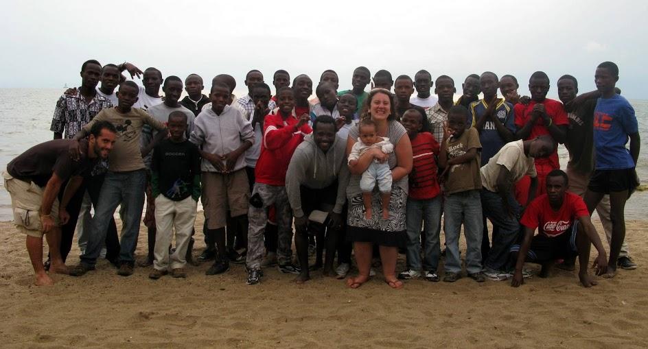 A visit to Lake Kivu!