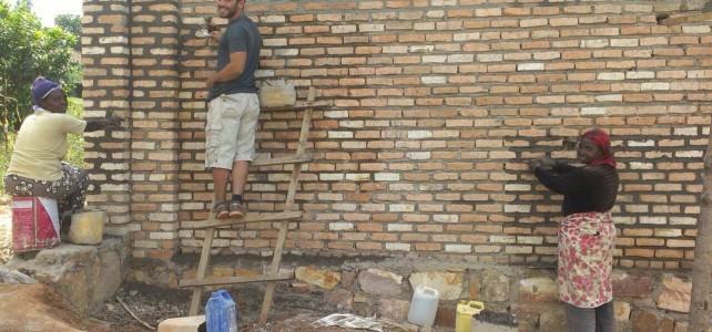 Building a new Ubaka U Rwanda Centre