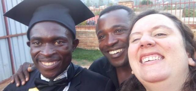 Baptist: The First Ubaka U Rwanda Graduate!