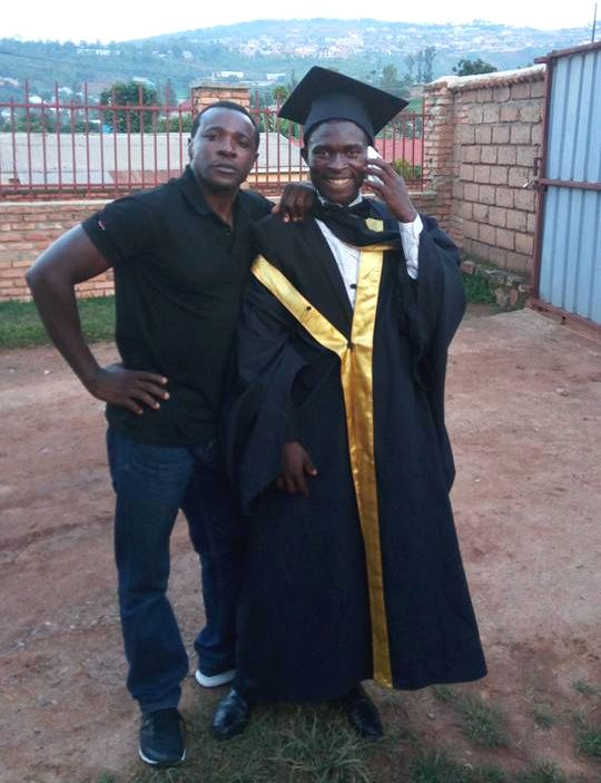Baptist and Evode